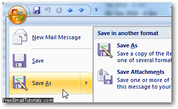 how to send a saved document to email