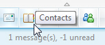 Launch Windows Live Contacts