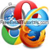Web browsers supported by Hotmail