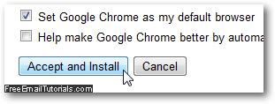Download Google Chrome for Windows 7 / Windows Vista
