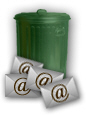 Windows Live Hotmail junk mail and spam filters