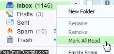 Yahoo! Mail Inbox